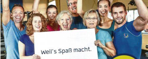 Aktion Mitglieder werben Mitglieder Wilmersdorf