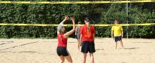 Beachvolleyball & Tennis Charlottenburg